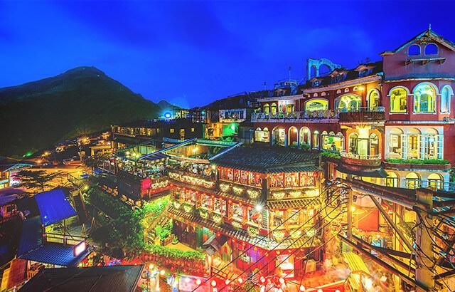 台湾(台北・高雄など)航空券とホテル宿泊プラン組合せ価格の最安値を ...