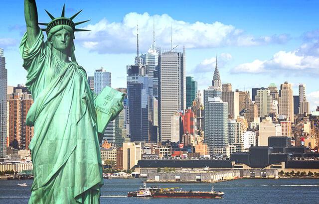 アメリカ(ニューヨーク・ロサンゼルスなど)航空券とホテル宿泊プラン ...