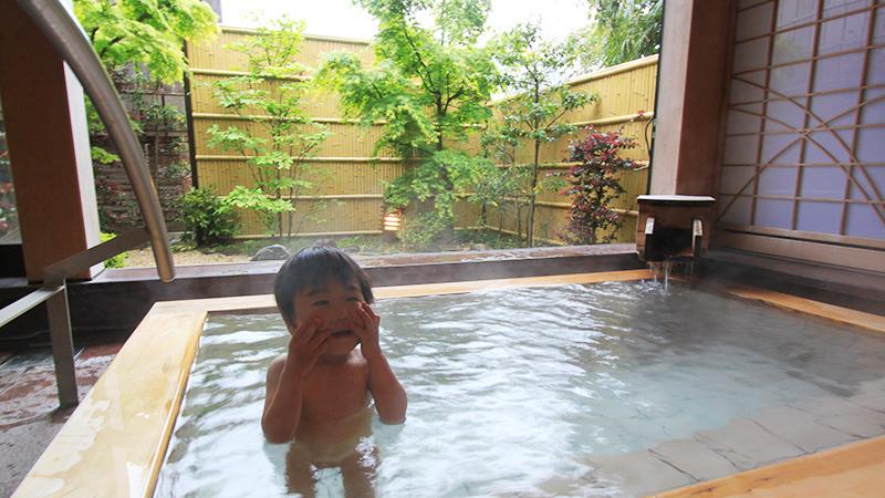 赤ちゃん連れ 温泉宿