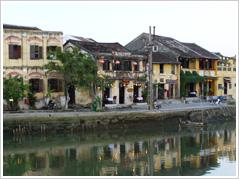 ホイアンの町並み ~世界遺産となったかつての港町